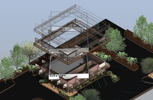 Presentation Isometric Overlay - Bank of Tucson - 2013